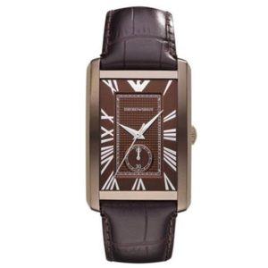 NWT Emporio Armani AR1606 Lux Men's Watch